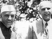 Jinnah-Nehru