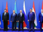 SHANGHAI COOPERATION ORGANIZATION COMES OF AGE