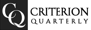 Criterion Quarterly